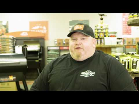 The Timberline Interview: Chad Ward | Traeger Grills