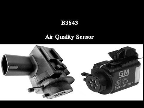 B3843 - air quality sensor at fault - Opel/Vauxhall Zafira ...