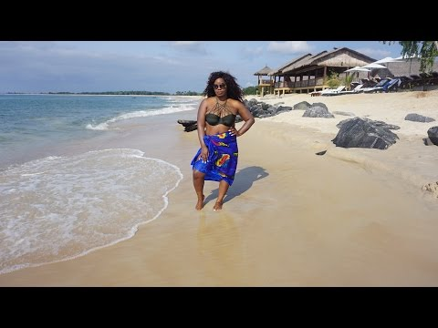 TRAVEL VLOG: LIBREVILLE GABON - PART 1 | DILAAM BEAUTY