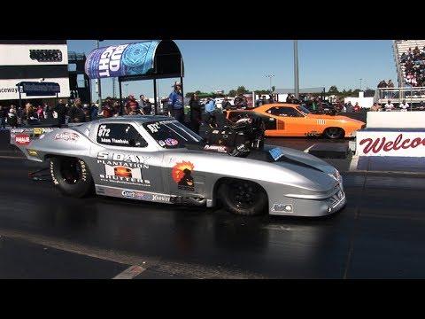 MIDWEST PRO MOD SERIES - World Finals - Tulsa Raceway Park