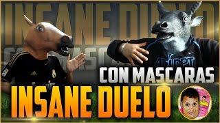 FIFA 15 | DjMariio Vs Estrimo | Duelo de máscaras | Ultimate Team | EstrimoTDJ