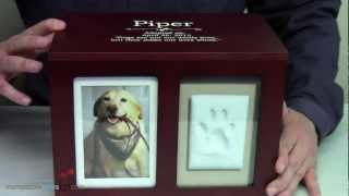 Pet Memory Box | Personalized Pet Gifts