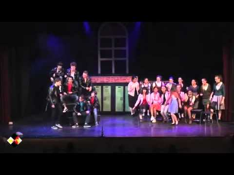 Summer Nights - Theatre De La Salle Grease 2014