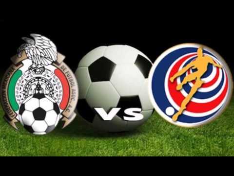 México vs Costa Rica   Radio Naranjo