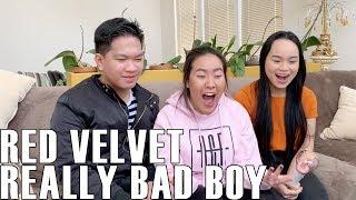 Red Velvet (레드벨벳) - Really Bad Boy (Reaction Video)