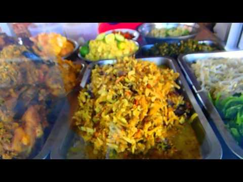 อาหารพิ้นบ้าน อินโดนีเซีย เมืองบาหลี