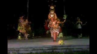 Samoan Dance At Tradewinds Hotel  Taualuga