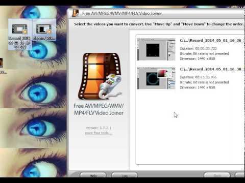 flv video joiner software free