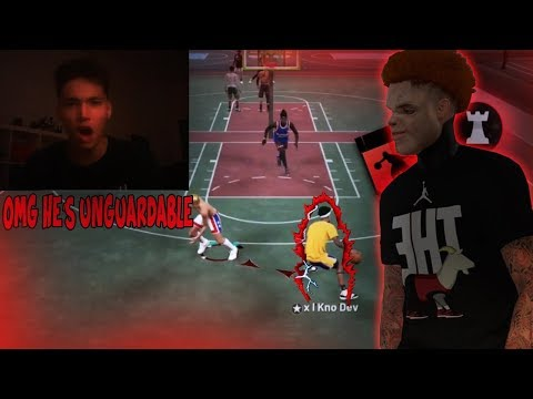 I Stream Sniped A Toxic Streamer & Made Him RAGE QUIT On NBA 2K19