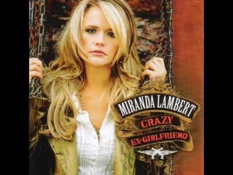 Love Letters-Miranda Lambert