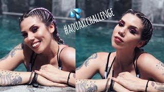 SFIDA IN ACQUA...TRUCCATA!! #AquaXLChallenge