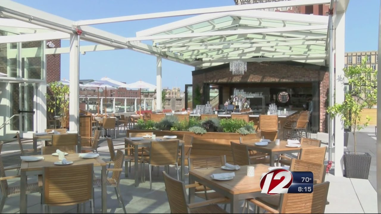 Quick Bites: Rooftop at the Providence G - YouTube