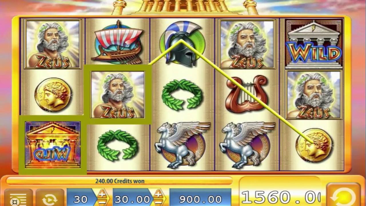 Free Slot Machines Zeus