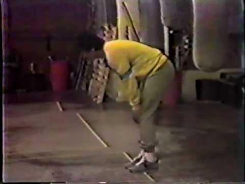 Sifu William Cheung - Los Angeles, 1983 (1/13)