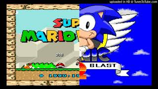 Sonic Robo Blast 2 - Multiplayer Intermission (SMW Remix)