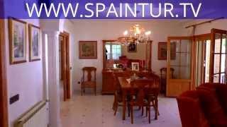 Недвижимость в Аликанте, 2 дома на одном большом участке www.spaintur.tv