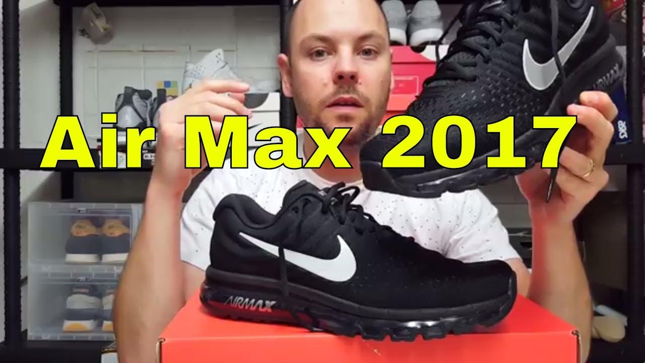 air max 2017 running