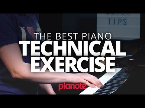 The Best Piano Technical Exercise (Multi-Octave Scales)
