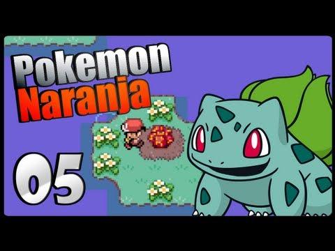 how to leave orange island in pokemon ash gray