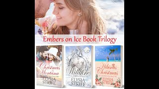 Embers on Ice Series Book Trailer