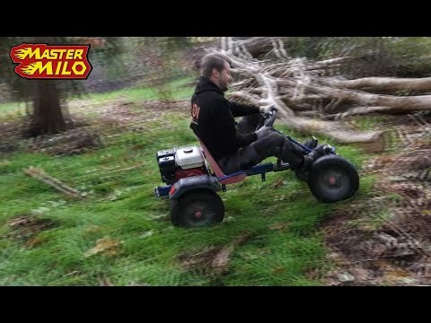 Motorized go-cart (How to)