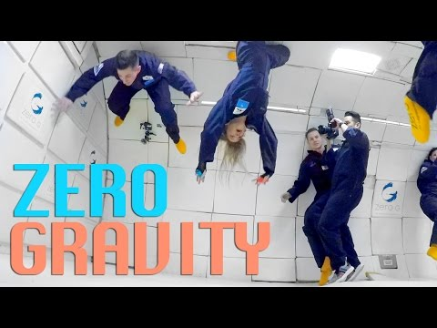 🚀 Zero Gravity Flight with Nintendo Switch!