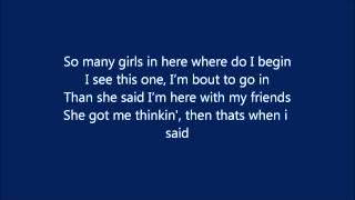 David Guetta - Where Them Girls At ft. Nicki Minaj & Flo Rida (LYRICS)