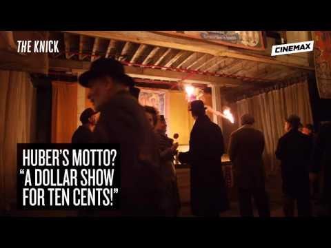 The Knick Season 2 - Factoid Huber's Palace