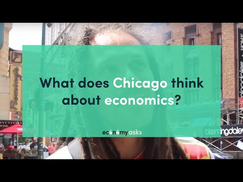 What does Chicago think about economics? - Economy Asks