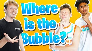 2HYPE Plays NBA Bubble Jeopardy!