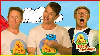 Working on the Farm - Life on the farm and farm animals - Rocking Children's Songs - The Mik Maks.