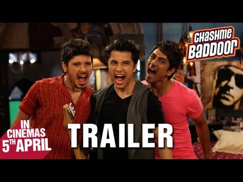 Chashme Baddoor - Official Trailer | Ali...