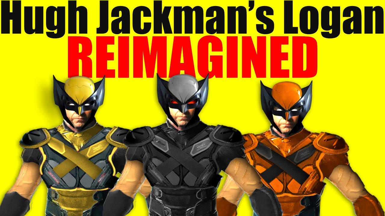 Hugh Jackman in Comic Accurate Wolverine Suits!!! - YouTube