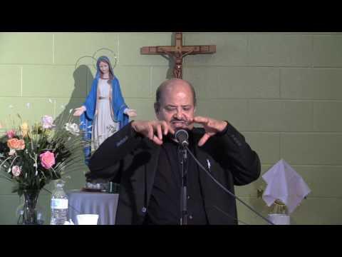 035 - McAllens Texas USA -Malayalam retreat by Br Thomas Paul 25 to 27 Nov 2016