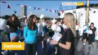 CHEER PRO™ Dance Fitness | Daybreak with Denise Van Outen