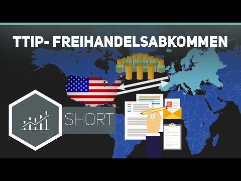 TTIP Freihandelsabkommen einfach erklärt – Grundbegriffe der Wirtschaft