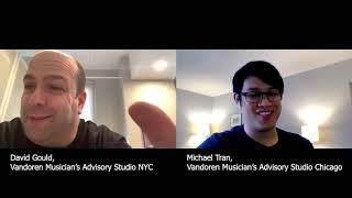 VandorenUSA Interviews: David Gould and Michael Tran Interview (Part 1)