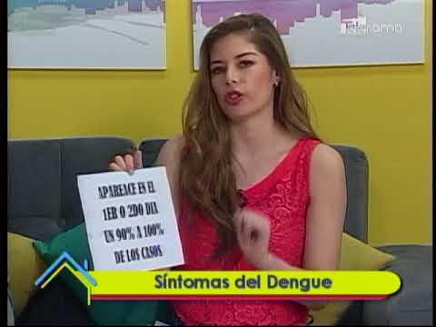 Síntomas del Dengue