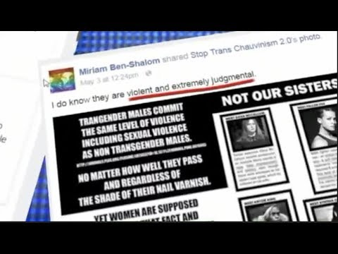 Get the 'L' out of LGBT | Miriam Ben-Shalom news story (2016)