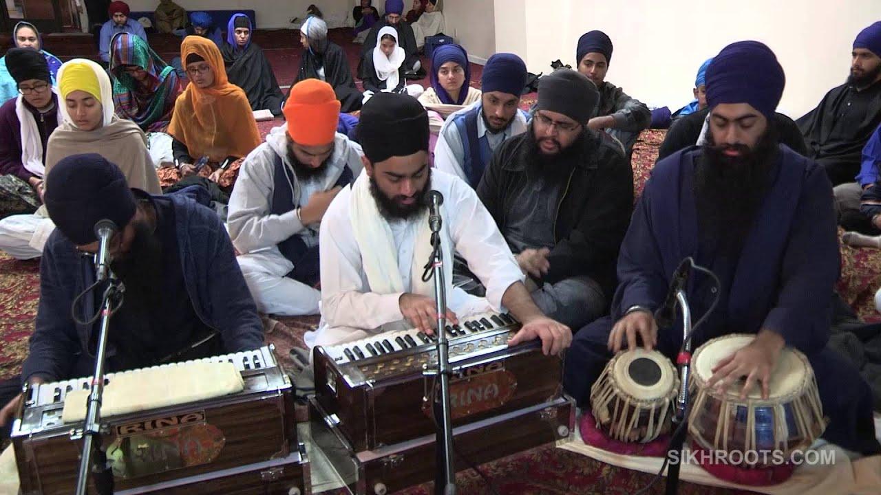 Bhai Anoop Singh - Naam Simran - Akhand Jaap California 2015