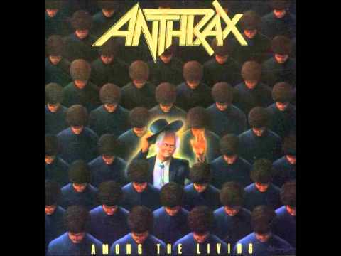 ANTHRAX - NFL EFILNIKUFESIN LYRICS