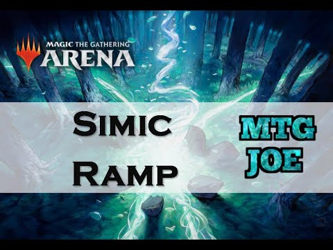 Repeat Simic Flash (Build Series) - MTG Arena by MTG_Joe
