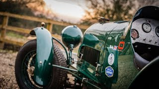 British Racing Green - A Short Film