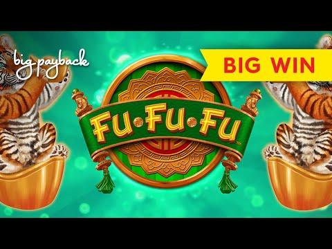 Fu Fu Fu Tiger Slot - GREAT SESSION, LOVED IT! - 동영상