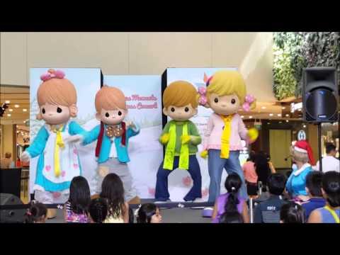 2015 Precious Moments Christmas Concert@Seletar Mall Singapore