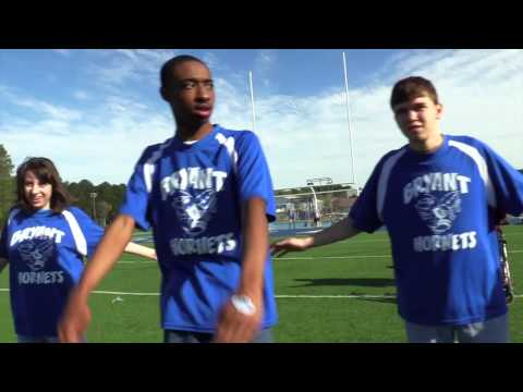 Bryant High School Special Olympics 2017 HYPE