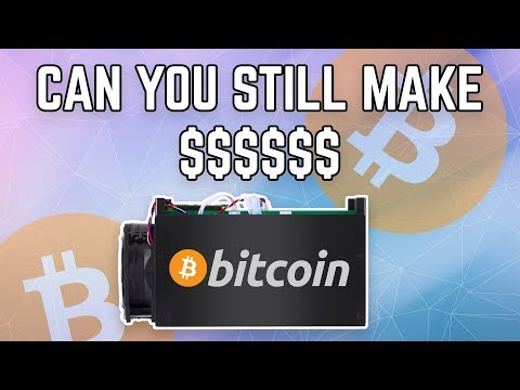 Is Bitcoin Mining Worth It?!? - December 2017
