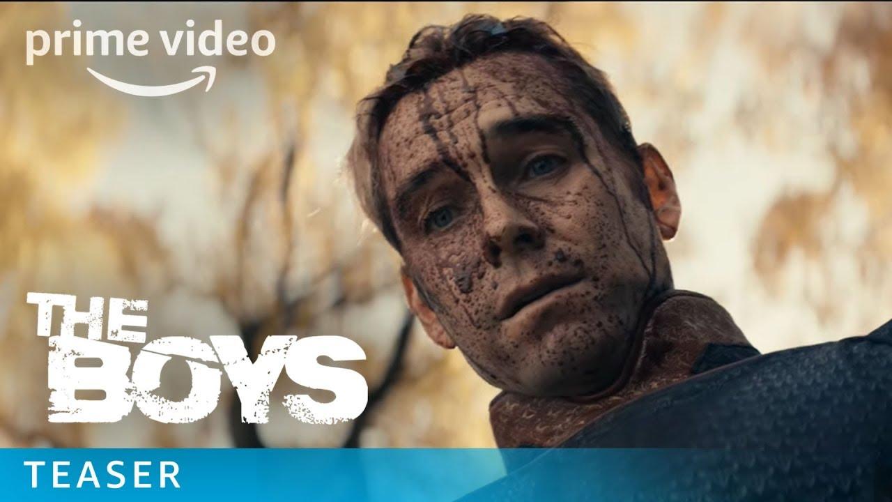 Download The Boys Season 2 - Official Teaser | Prime Video