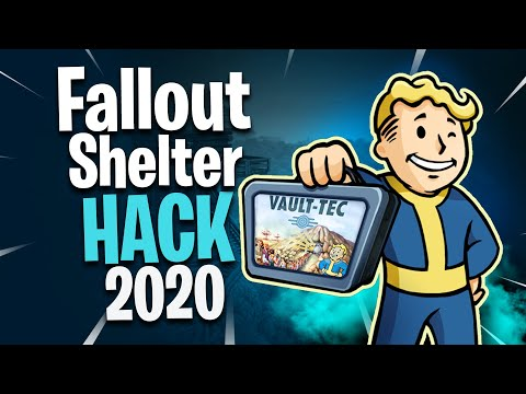 Fallout Shelter Hack (2020) - Xbox One & PC