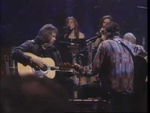 Mix - Neil Young - Long May You Run (unplugged)